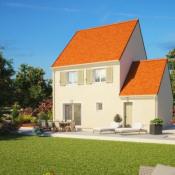 Maison 3 pièces + Terrain Dreux
