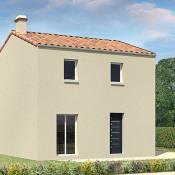 Maison 4 pièces + Terrain Saint-Vincent-sur-Jard