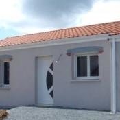 Maison 3 pièces + Terrain Gratentour
