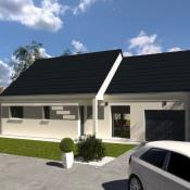 Maison 651 pièces + Terrain Montigny-Lencoup
