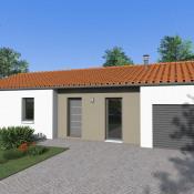 Maison 6 pièces + Terrain Saint-Mars-de-Coutais