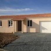 Maison 4 pièces + Terrain Sainte-Hermine