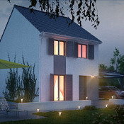 Maison 4 pièces + Terrain Livry-Gargan