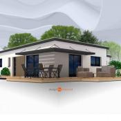 Maison 3 pièces + Terrain Plouhinec