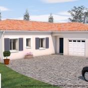 Maison 5 pièces + Terrain Thénac