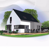 Maison 6 pièces + Terrain Pleuven