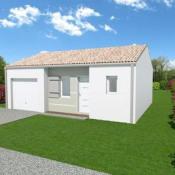Maison 2 pièces + Terrain Saint-Vincent-sur-Jard