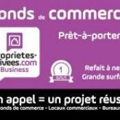 Cession de bail Local commercial Alençon 184 m²