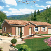 Maison 5 pièces + Terrain Villieu-Loyes-Mollon