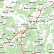 Terrain 175 m² Digne-les-Bains (04000)