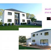 Terrain 693 m² Crécy-la-Chapelle (77580)