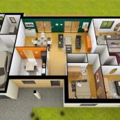 Maison 5 pièces + Terrain L'Aiguillon-sur-Vie