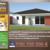 Maison 3 pièces + Terrain Pierrelatte