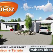 Maison 5 pièces + Terrain Saint-Laurent-d'Arce