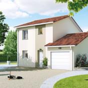 Maison 4 pièces + Terrain Blyes