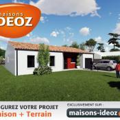 Maison 5 pièces + Terrain Saint-Just-Luzac