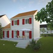 Maison 4 pièces + Terrain Montévrain
