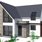 Maison 6 pièces + Terrain Pleumeur-Bodou