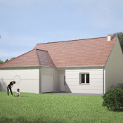 Maison 3 pièces + Terrain Neuillé-Pont-Pierre