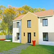 Terrain 393 m² Domont (95330)