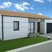 Maison 3 pièces + Terrain Saint-Vincent-sur-Jard