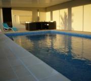 villa 12 perspiscine interieure 8 x 4 chauffee a - Gite Avec Piscine Couverte Bretagne