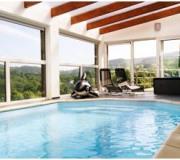 LOFT De Vacances Avec Piscine, Sauna, Bar Et Billard,.