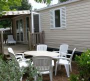 Mobil-home - Plein Air Locations - Camping LES GENETS - Saint-Jean-de-Monts