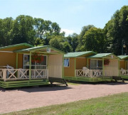 Mobil-home - Résidences Mobiles – Camping des Halles - Decize
