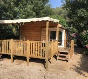 Camping - Camping Parc des Monges - Auribeau-sur-Siagne