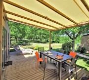 Mobil-home - Camping Domaine de Soleil Plage - Sarlat-la-Canéda