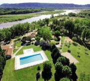 Camping - Les Rives du Luberon - Cheval-Blanc
