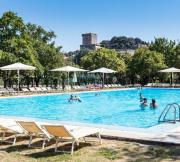 Camping - Parco Delle Piscine - Sarteano