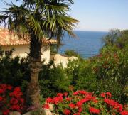 villa jardin méditer