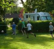 Camping - Camping et gites des Bains - Saint-Honoré-les-Bains