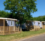 Mobil-home - Camping des Sources*** - Santenay