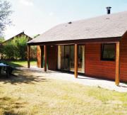 Chalet - village de gites nature et jardin - Bouère