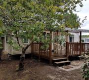 Mobil-home - camping les vignes - Lit-et-Mixe