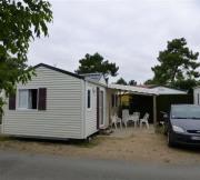 Mobil-home - Camping La Pinède - La Faute-sur-Mer