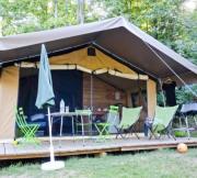 Tente - Fontvieille