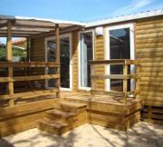 Mobil-home - Camping Cap Sud - Alénya