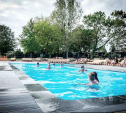 Camping - Parc Residentiel de loisirs de la Tensch - Francaltroff