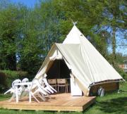Camping - Camping AU LAC D'HAUTIBUS - Argenton-les-Vallées