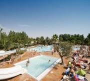 Camping - Nouvelle Floride Beach Club - Marseillan-Plage