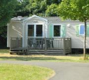 Mobil-home - Camping Les Peupliers*** - Montlouis-sur-Loire