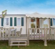 Mobil-home - Camping Domaine des Tours - Saint-Amans-des-Cots