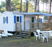 Mobil-home - Plein Air Locations - Camping LE VIVIER - Biscarrosse