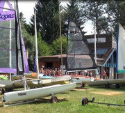 Camping - Base Sport et Nature Activital de Baye - Bazolles