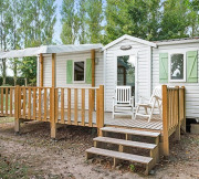 Mobil-home - Camping Le Mas - Les Eyzies-de-Tayac-Sireuil