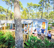 Mobil-home - Camping Lou Pignada ***** - Messanges